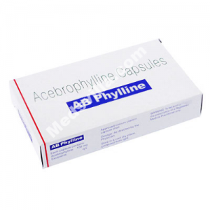 AB Phylline 100mg Capsules