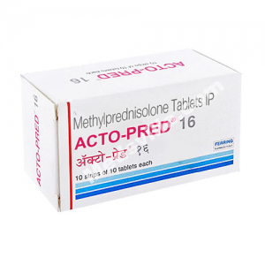 Acto Pred 16mg Tablet