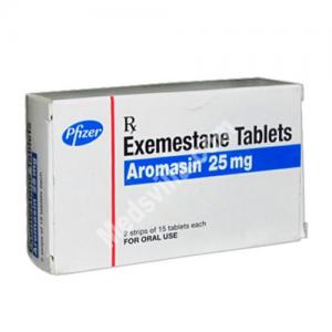 Aromasin 25mg (Exemestane)