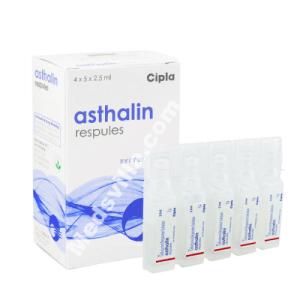 Asthalin Respules (Salbutamol)