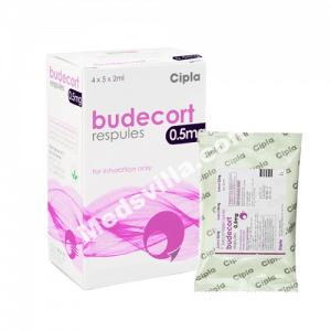 Budecort Respules 0.5 mg (Budesonide)