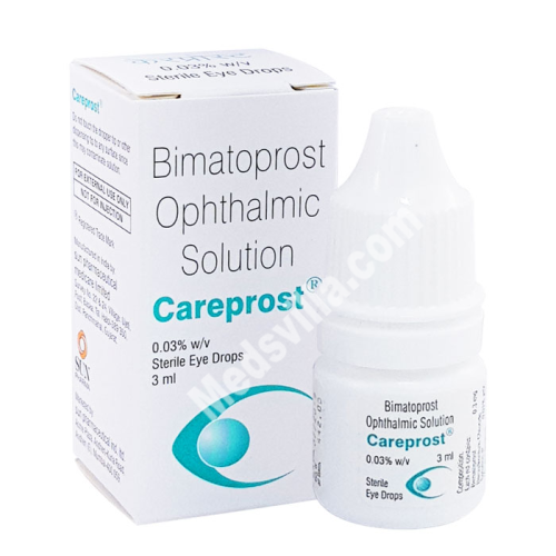 Careprost 3ml Eye Drop