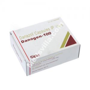 Danogen 100 mg (Danazol)