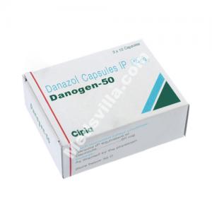 Danogen 50 mg (Danazol)