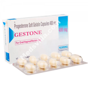 Gestone 400 (Progesterone)