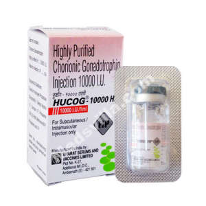 Hucog 10000 IU Injection