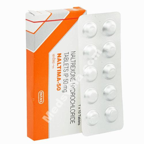 Naltima 50mg Tablet