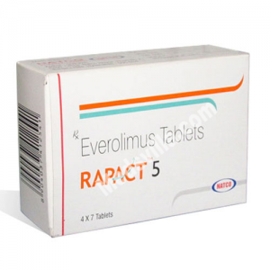 Rapact 5 (Everolimus)