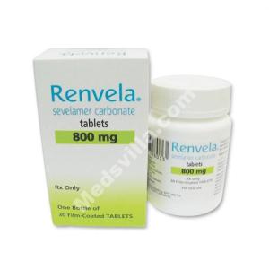 Renvela 800 mg (Sevelamer)