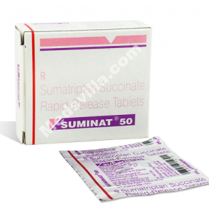 Suminat 50mg Tablet