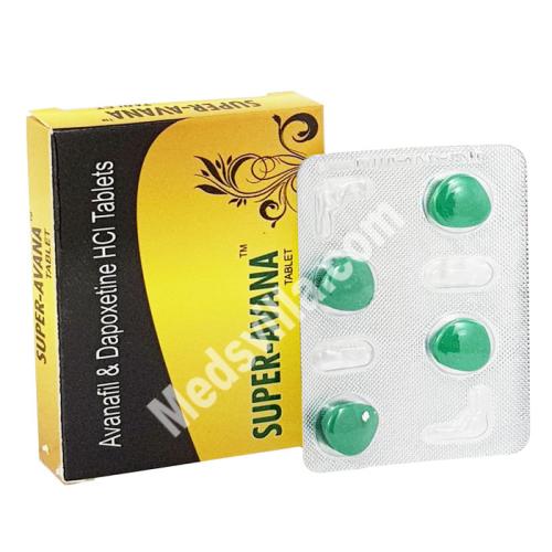 Super Avana 160 mg