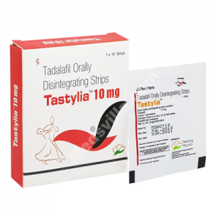 Tastylia 10mg Orally Disintegrating Strip (Tadalafil)