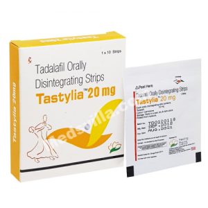 Tastylia 20mg Orally Disintegrating Strip (Tadalafil)