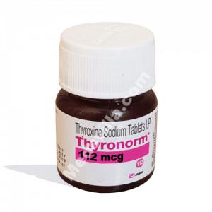 Thyronorm 112mcg Tablet