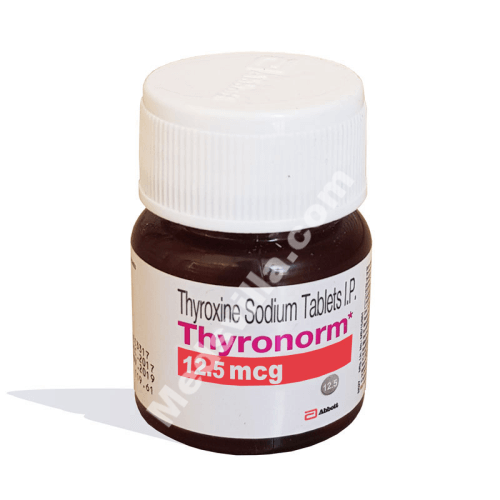 Thyronorm 12 5 Mcg Side Effects Uses Price Dosage Medsvilla