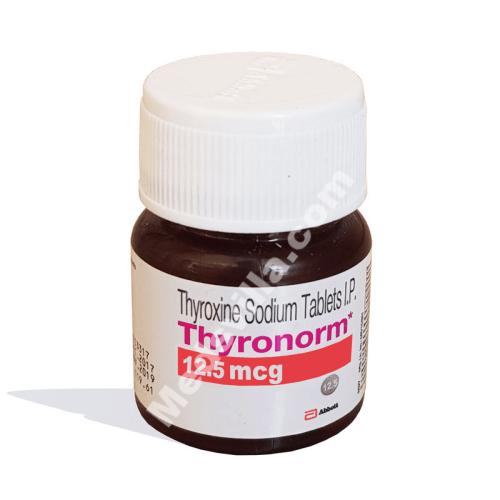 Thyronorm 12.5mcg Tablet