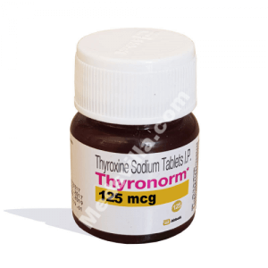 Thyronorm 125mcg Tablet