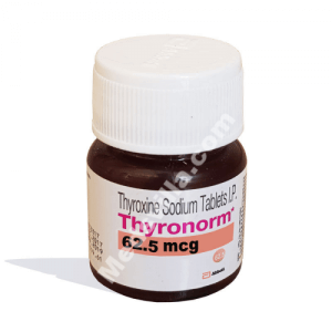 Thyronorm 62.5mcg Tablet
