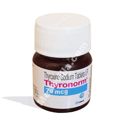 Thyronorm 75mcg Tablet