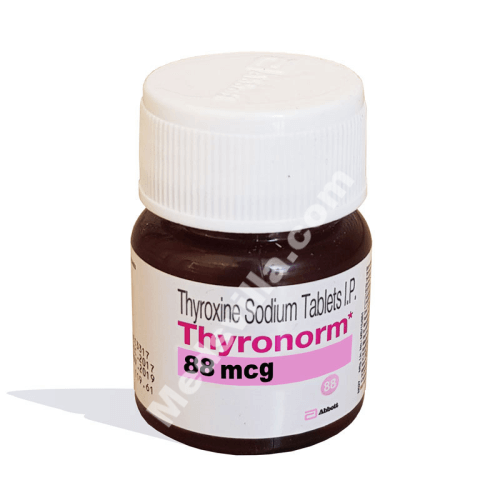 Thyronorm 88 Mcg Uses Price Dosage Side Effects Medsvilla