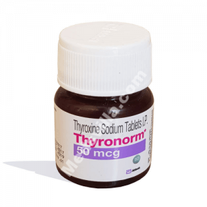 Thyronorm 50mcg Tablet