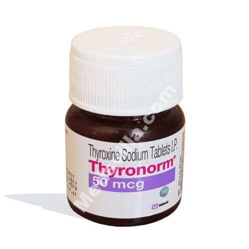 Thyronorm 50 Mcg Uses Price Dosage Side Effcets Medsvilla