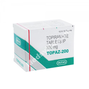 Topaz 200mg Tablet