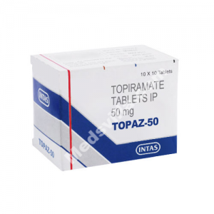 Topaz 50mg Tablet