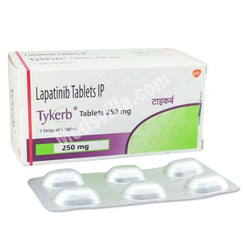 Tykerb 250 mg (Lapatinib)