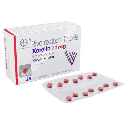 Xarelto 20mg Tablet