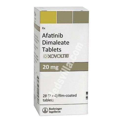 Xovoltib 20 mg (Afatinib Dimaleate)