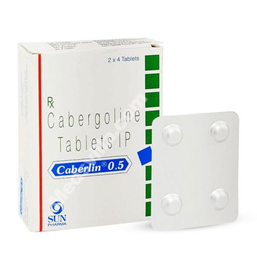 cabergolin 0.5