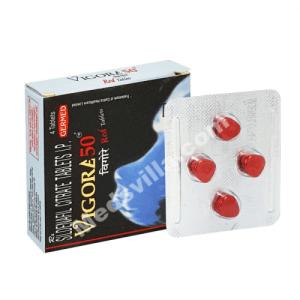 Vigora 50 mg