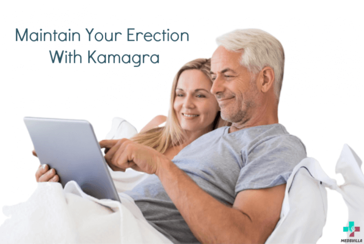 How to maintain your erection with kamagra