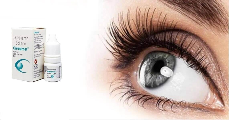 Careprost eyedrops
