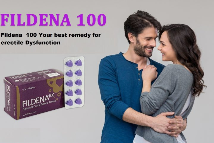 Fildena  100 Your best remedy for erectile Dysfunction