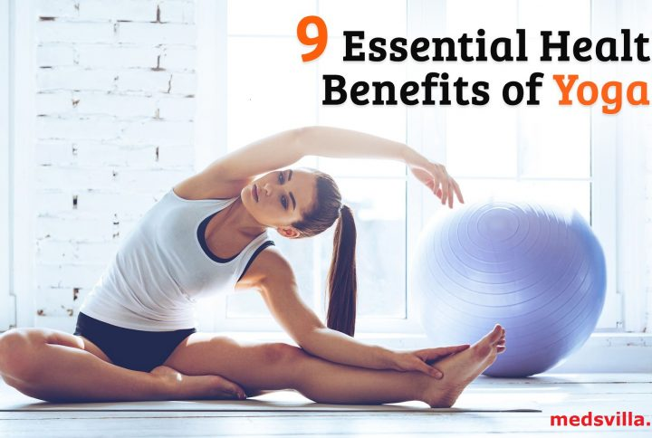 9 important Health Benefits of Yoga