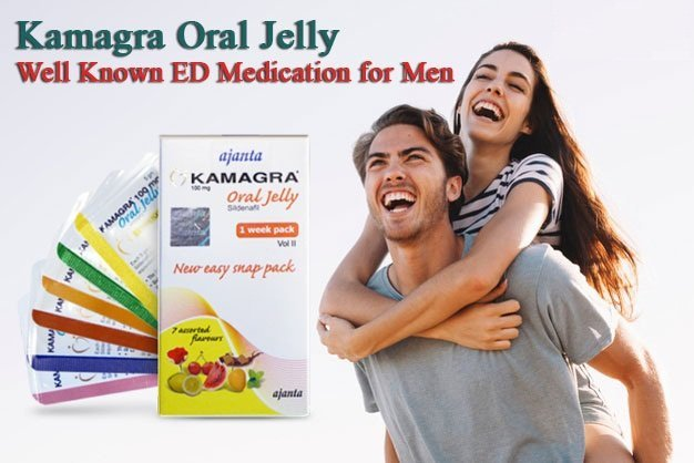 Kamagra Oral Jelly  a superb Alternative to Viagra