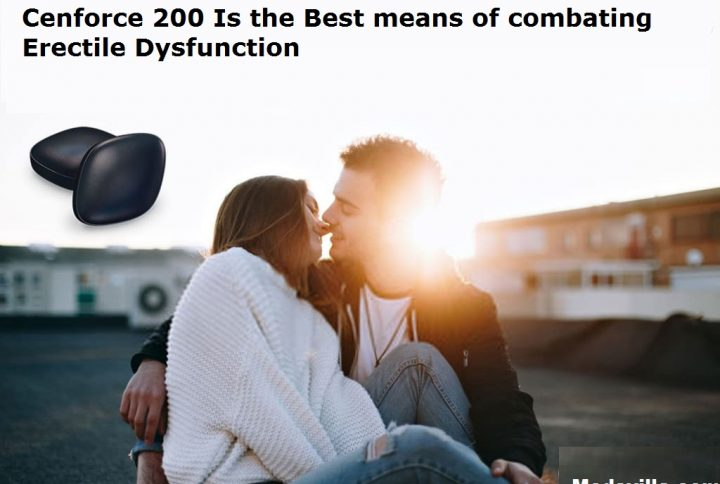 Cenforce 200 Is the Best means of combating Erectile Dysfunction