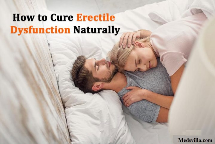 What is the fastest way to cure erectile dysfunction?