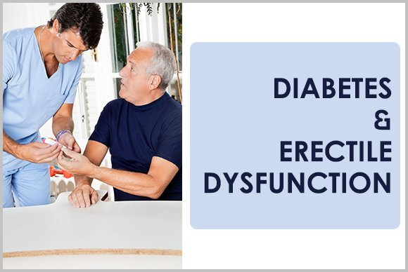 The Link between Form 2 Diabetes and Erectile Dysfunction
