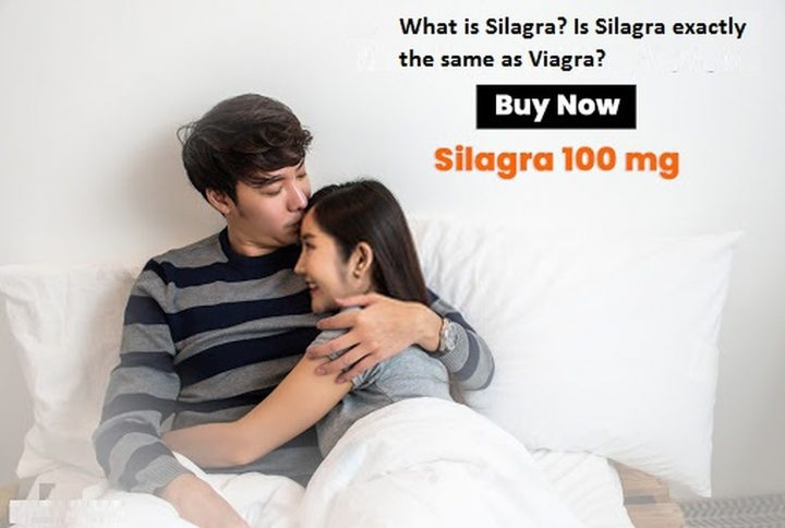 What is Silagra? Is Silagra exactly the same as Viagra?