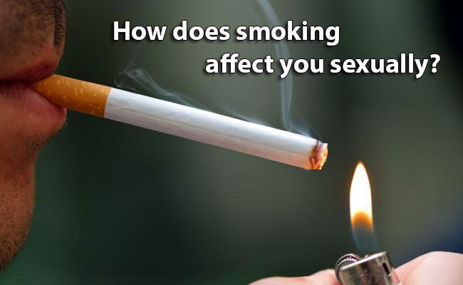 What Is The Relationship Between Erectile Dysfunction And Smoking?