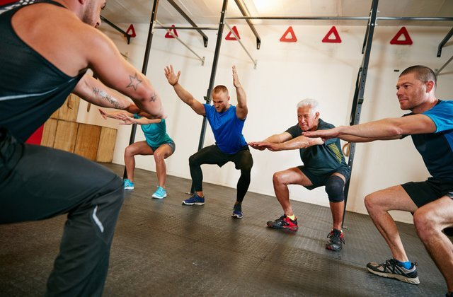 Men's Health Is Alive With These 7 Exercise Methods!