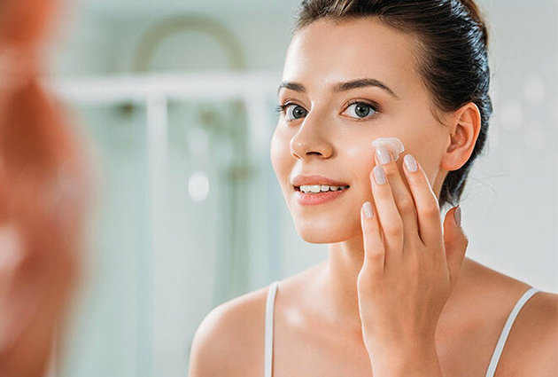 How to use natural remedies to achieve flawless skin.