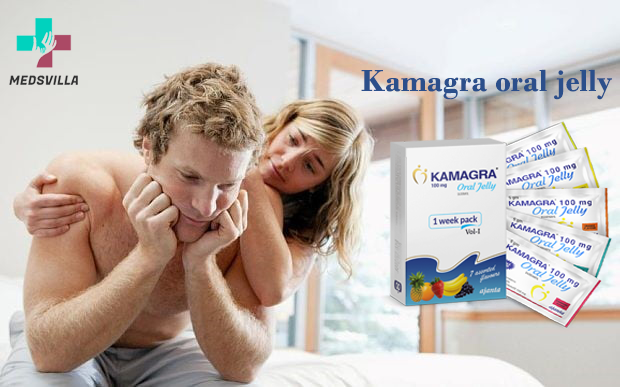 Is Kamagra Oral Jelly an effective ED treatment?