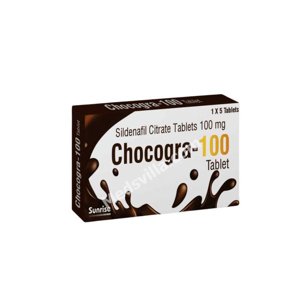Chocogra Chewable 100mg