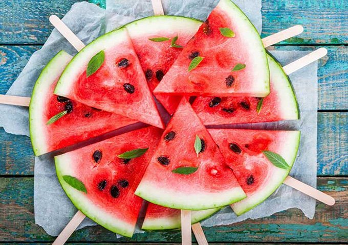 What role does watermelon play in the fight against erectile dysfunction?