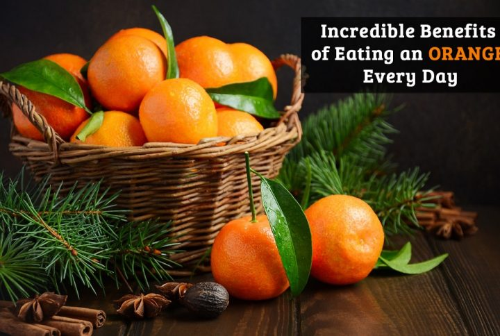 The Amazing Benefits of Eating an Orange Every Day