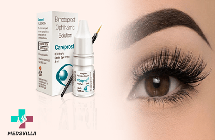 How Does Careprost Aid Eyelash Growth?